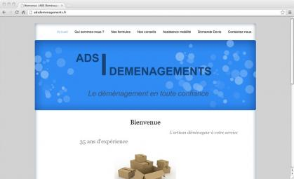 ADS Déménagements